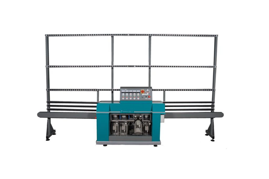 Straight line edging machine DIA 5